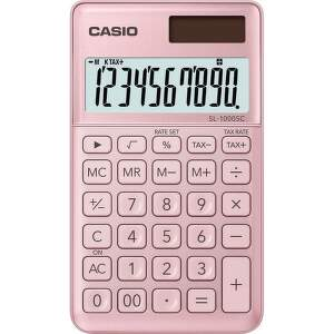Casio SL 1000 SC PK ružová