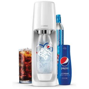 Sodastream Spirit White Pepsi megapack
