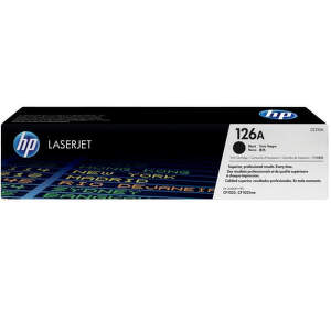 HP CE310A Black toner No.126A pre CP1025