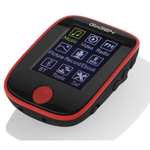 Gogen MXM 421 4GB čierno-červený