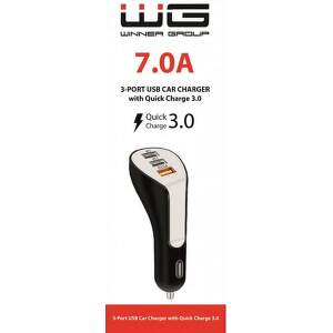 WINNER USB, Autonabíjačka
