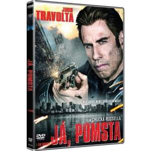 Já, pomsta - DVD film