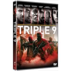 Triple 9, DVD film