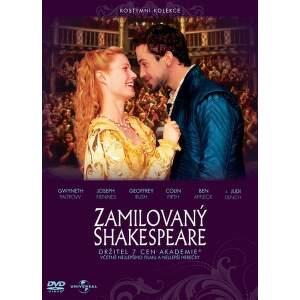 Zamilovaný Shakespeare - DVD film