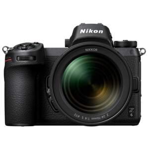 Nikon Z 6 + 24-70 + FTZ KIT