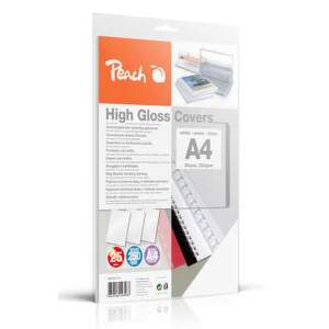Peach PB100-16 A4 25 ks biele viazacie dosky