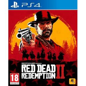 Red Dead Redemption 2 - PS4 hra