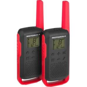 Motorola Talkabout T62, červeno-čierna
