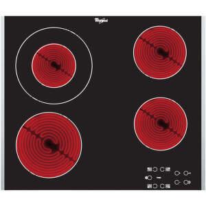 Whirlpool AKT 8130/LX, sklokeramická varná doska