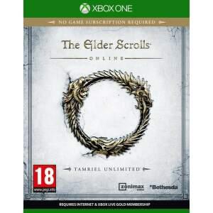 The Elder Scrolls Online: Tamriel Unlimited - hra pro XBOX ONE