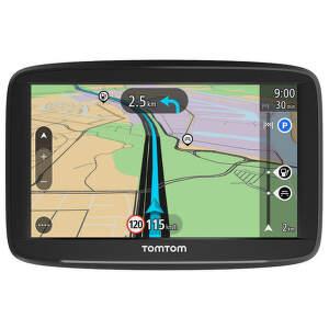 TomTom Start 62 Europe - GPS navigácia