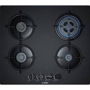 Bosch PNH6B6B10 - čierna plynová varná doska