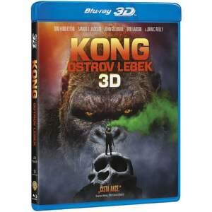 Magic Box Kong Ostrov lebek Bluray film  3D 2D