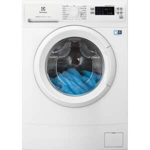 ELECTROLUX EW6S526WC, biela práčka plnená spredu