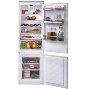 HOOVER BHBF 172 N, smart vstavaná kombinovaná chladnička
