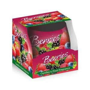 Sweet Home berries, Vonná sviečka