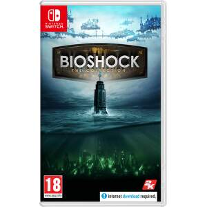 BioShock: The Collection - Nintendo Switch hra