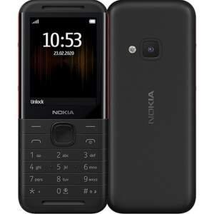 Nokia 5310 Dual SIM čierno-červený