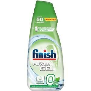 Finish Power Gel Zero 0% 900 ml gél do umývačky