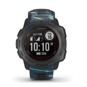 Garmin Instinct Solar smart hodinky surf pipeline