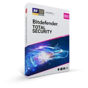 Bitdefender Total Security 5Z/1R