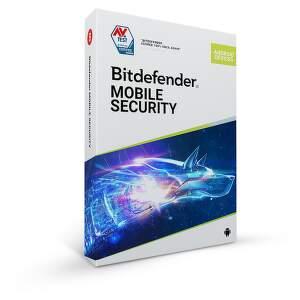 Bitdefender Mobile Security 1Z/1R