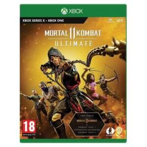 Mortal Kombat 11 Ultimate - Xbox One/Series hra