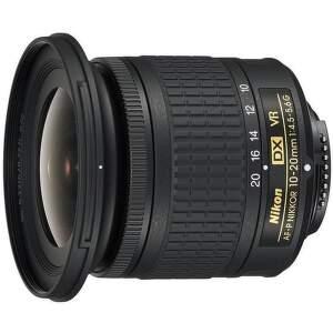 Nikon 10-20 mm f/4.5 - f/5.6G VR AF-P DX čierna