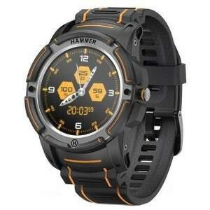 Hammer Watch oranžovo-čierne