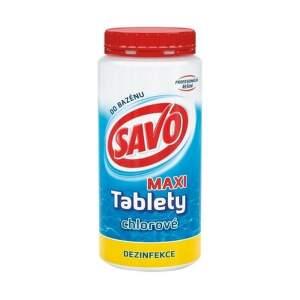 SAVO Maxi 1,4kg chlórové tablety do bazéna