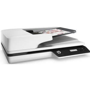 HP ScanJet Pro 3500 f1 biely