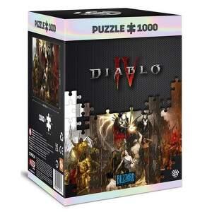 Good Loot Diablo IV Birth of Nephalem Puzzle 1000.1