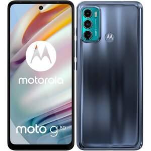 Motorola G60 sivý