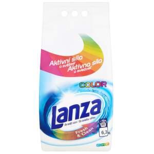 Lanza Fresh&Clean prací prostriedok na farebnú bielizeň (6,3 kg)