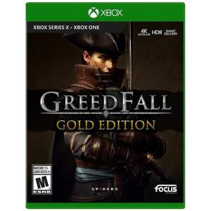 Greedfall (Gold Edition) - Xbox OneSeries X hra