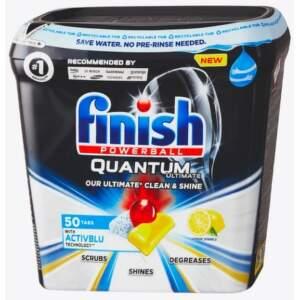 Finish Quantum Ultimate Lemon Sparkle 50 ks