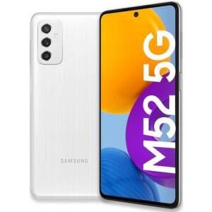 Samsung Galaxy M52 5G 6GB/128 GB biely