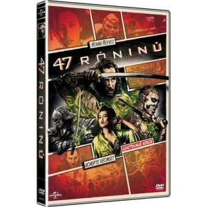 47 Róninů - DVD film