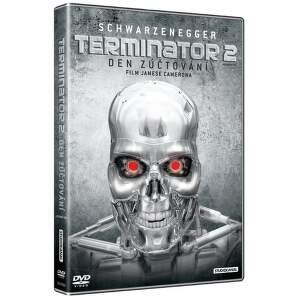 Terminator 2 - Den zúčtování - DVD film