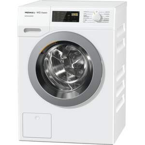 Miele WDD 030 WCS, biela práčka plnená spredu