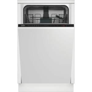 Beko DIS26021, vstavaná umývačka riadu