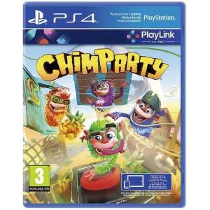 Chimparty - PS4 hra