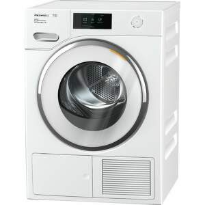 Miele TWR 860 WP, biela sušička bielizne