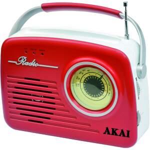 AKAI APR-11R/B RED