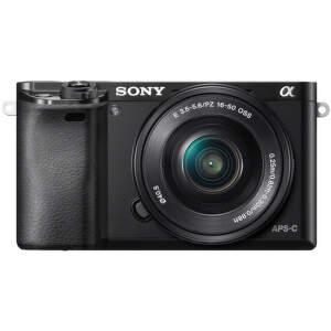 Sony Alpha 6000 čierna + 16-50mm