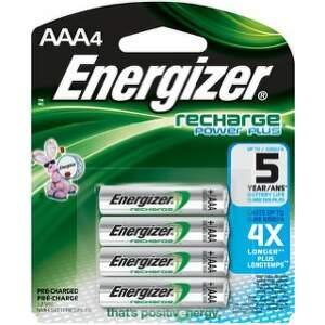 ENERGIZER Rech Power Plus AAA 700 FSB4 precharged