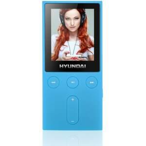 Hyundai MPC 501 4GB FM - MP3/MP4 prehrávač (modrý)