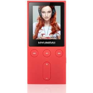 Hyundai MPC 501 4GB FM - MP3/MP4 prehrávač (červený)