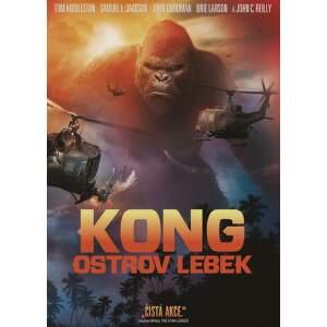 MAGIC BOX Kong- Ostrov lebek, DVD film_1