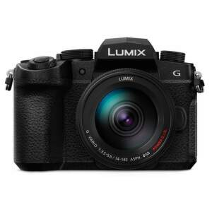 Panasonic Lumix DC-G90 čierna + G Vario 14-140mm f/3,5-5,6 ASPH